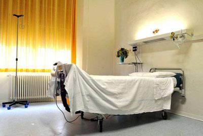 高规格的病床